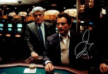 Joe Pesci Autograph Signed Photo - Casino